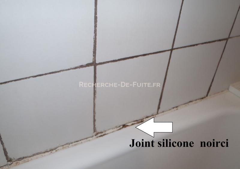 Joint d 39 tanch it - Temps de sechage joint silicone douche ...