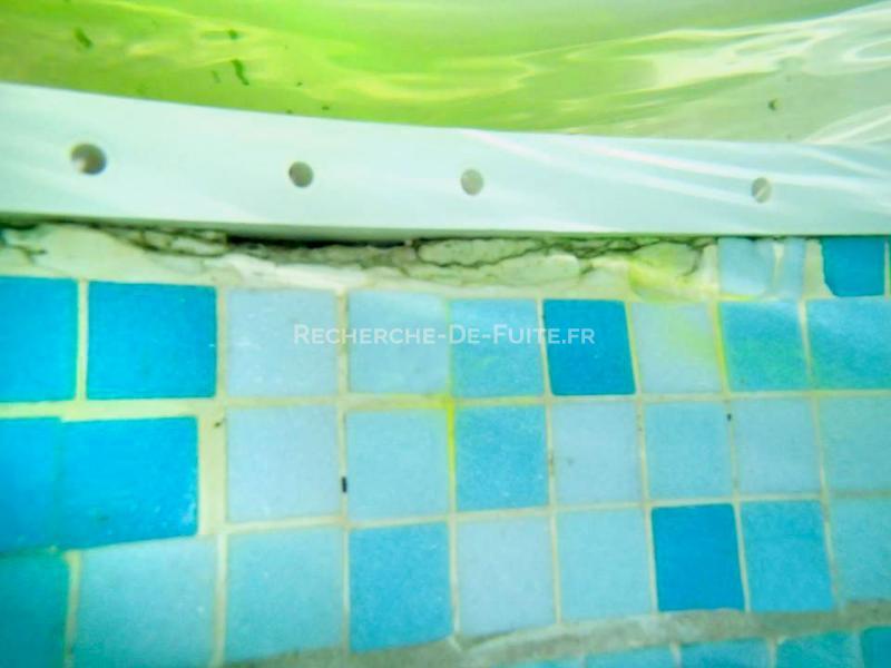 Les photos de recherche de fuites en charente maritime 17 for Niveau d eau piscine
