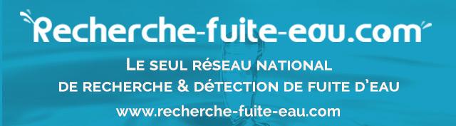 Recherche-Fuite-Eau.com : Réseau leader nationale en recherche de fuites d'eau