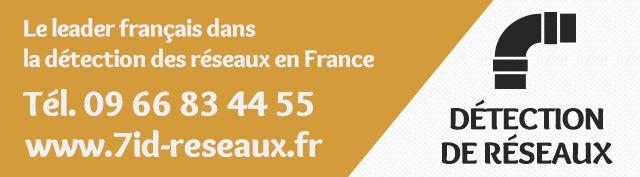 Le leader français dans la détection des réseaux en France